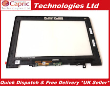 New 11.6 Touch Screen Digitizer Glass With Bezel Dell Inspiron 11 3135 3137 3138