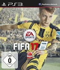SONY PS3 FIFA 17 2017 2k17 deutsch OVP PlayStation 3 gebraucht guter Zustand
