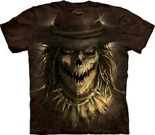 Scarecow Monster T Shirt Adult Unisex The Mountain