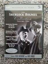 The Sherlock Holmes Collection, Vol. 2 The House of Fear/The Spider Woman/Pearl