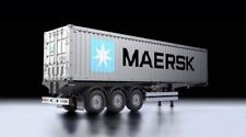 TAMIYA 40-fuß container-Trailers Maersk - 56326