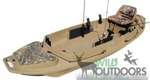 "Beavertail - Stealth 2000 ""ANGLER"" Boat - Fishing & Hunting Kayak - Duck Punt"