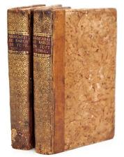 MEMOIRES DU BARON DE TOTT sur les TURCS et les TARTARES, 1785 - Turquie, 2 vol.