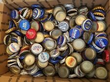 1000+  BULK LOT   BEER BOTTLE CAPS   CROWNS   CRAFTS    WITH DENTS   not cleaned