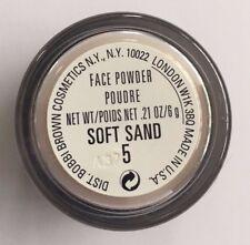 Bobbi Brown ~ Face Powder ~ Mini 6g ~ 5 Soft Sand