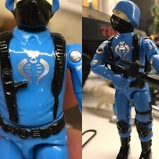 Gi Joe Cobra Commander MM Mickey Mouse Viper Trooper Black Major Very Limited