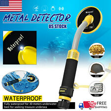 Pi-750 Waterproof Underwater Metal Detector Pinpointer Pulse Induction Hand Held