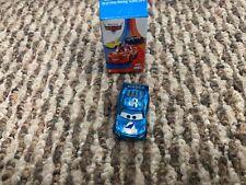Disney Cars Mini Racers Metallic Dinoco Lightning McQueen Wave 4 Blind Box