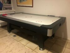 Air hockey table full size Well Worn And Enjoyed