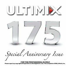 Ultimix 175 CD DJ Remix Rihanna Calvin Harris Britney Spears Skrillex Lady Gaga