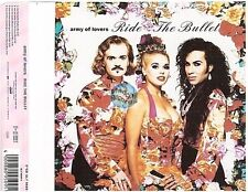 ARMY OF LOVERS RIDE THE BULLET CD MAXI