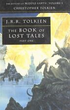 The Book of Lost Tales: Pt. 1 (The History of Middle-Earth) NUEVO Brossura Libro