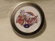 Charles Fazzino 2006 Turin Olympic Opening Cerymony Pin with Tin #0033/1000 Rare