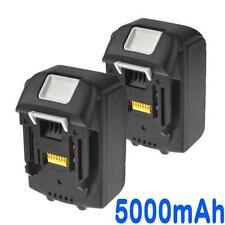2x 18V 50AH Battery For Makita BL1850 BL1840 BL1830 BL1815 Lithium Ion Cordless