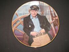 American Legend John Wayne Thoughts Of Angelique Limited Collectors Plate