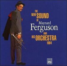 New Sounds of Maynard Ferguson sealed jazz trumpet CD Rick Kiefer Fresh Sound
