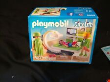 Playmobil 6659 City Life X-Ray Room Hospital Doctors Office CT Scan 98% Complete