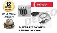 FOR VOLVO S60 S70 S80 C70 V70 1997-> PRE CAT FRONT 02 OXYGEN LAMBDA SENSOR PROBE