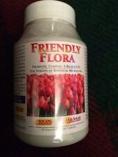 Andrew Lessman Friendly Flora  90 Capsules Exp. 07/30/2018