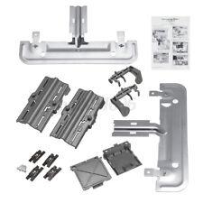 12pcs/ Set W10712395 Rack Adjuster For Whirlpool Dishwasher AP5957560 PS10065979