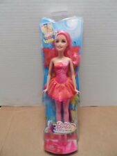 2011-Barbie A Fairy Secret Doll (Pink Fairy)_NRFB
