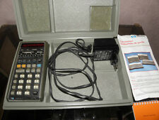 old HP-65 Hewlett Packard Calculator HP 65 vintage collector