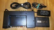 AJA Ki Pro Field HDMI SDI Video Recorder with 250GB Kistor Drive HD ProRes 4:2:2