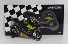 1 12 Minichamps Yamaha Yzr-m1 Moto GP Zarco 2017 Monster
