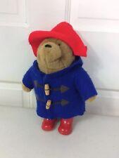 Paddington Plush Bear Self Standing Removable Coat 12�