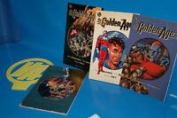 Comics-4 tomos-edicion americana-THE GOLDEN AGE elseworlds-Dc comics