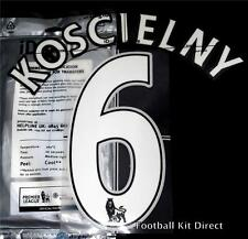 Arsenal Koscielny Name/Number Set Football Shirt Lextra 07-13 Sporting ID Home