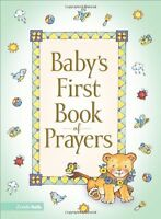 Babys First Book of Prayers by Melody Carlson