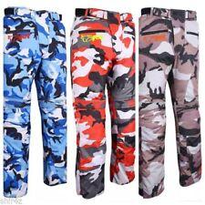 Pantalones textiles kevlar para motoristas