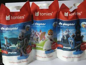 Tonie Figuren 3 x die playmos Hörspiel ab 5 Jahren