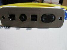 ✅ Tahoe / Suburban Drivers Power Seat switch w/Lumbar Grey Adjustment Control ★