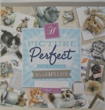 Picture Perfect Hunkydory Its A Cats Life 12 sheets see pictures see description