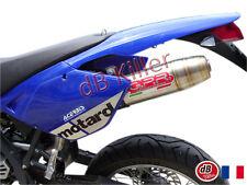 SILENCIEUX GPR DEEPTONE INOX BETA RR 125 4T 2005/09 réf: BT.5.DE