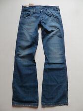 """Wrangler shatkey bootcut jeans pantalon W 32/L 34 Nouveau! """"DESERT MOON"""" X-Low Denim!"""