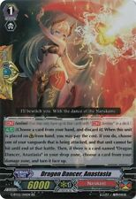 Cardfight!! Vanguard Dragon Dancer, Anastasia - G-BT02/014EN - RR Near Mint