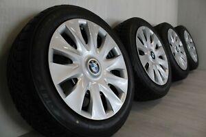 """16"""" BMW 1 2 series F20 F21 F22 F23 winter wheels with 8mm Bridgestone RFT tyres"""