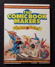 2003 THE COMIC BOOK MAKERS by Joe & Jim Simon SC VF 8.0 Vanguard