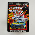 REMCO Flash Blaster Diecast Metal Car Beach Patrol Sealed 1989  Vintage Rare