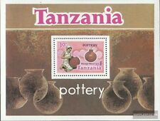 complete.issue. Never Hinged 1995 African U Tanzania Block279 Unmounted Mint