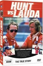 James Hunt vs Niki Lauda F1's Greatest Racing Rivals BBC OFFICIAL DVD formula 1