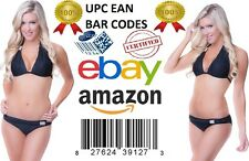 1000 UPC Numbers Barcodes Bar Code Number 1000 EAN Amazon