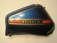 Z50 Left Side Cover Candy Blue Z 50 OEM Replacement New TB !!!