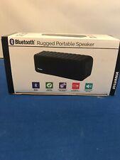 Sylvania SP258, Bluetooth Rugged Portable Speaker - New in Box