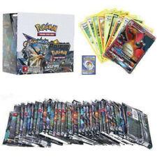 Neu 324 Stück Pokemon GX TCG Booster Box SONNE&MOND Kunst-Sammelkarten-Geschenk