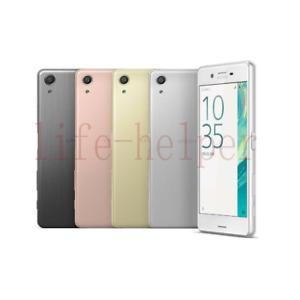 Touchscreen Sony Xperia X Dual SIM F5122 Single SIM F5121 64/32GB 3GB RAM 23MP