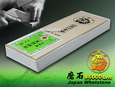 New listing Japanese Whetstone #6000 Grit Cookware Cutlery Knife Edge Sharpening Stone
